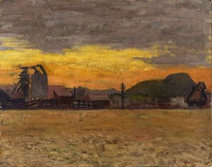 sunset-at-newstead-colliery